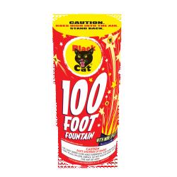 100 Foot Fountain