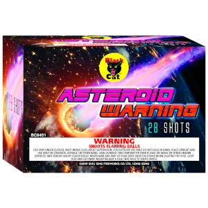 Black Cat Asteroid Warning