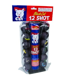 Black Cat 12 Shot