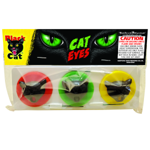 Black Cat Cat Eyes