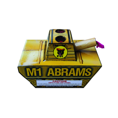 Black Cat M1 Abrams