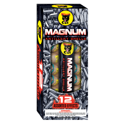Black Cat Magnum Artillery Shells