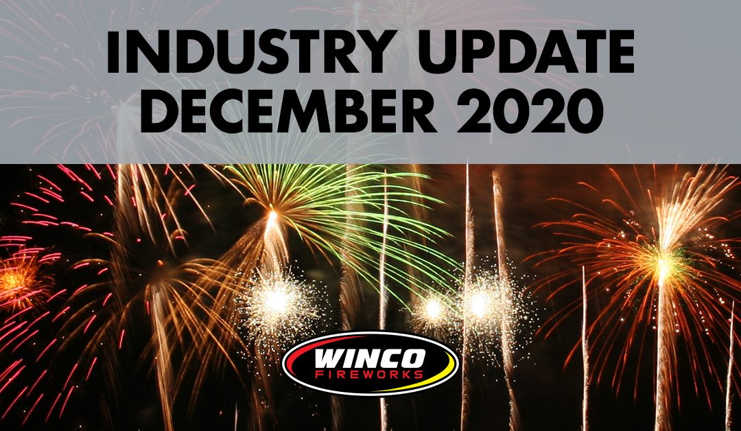 INDUSTRY UPDATE: Letter from Winco President/COO