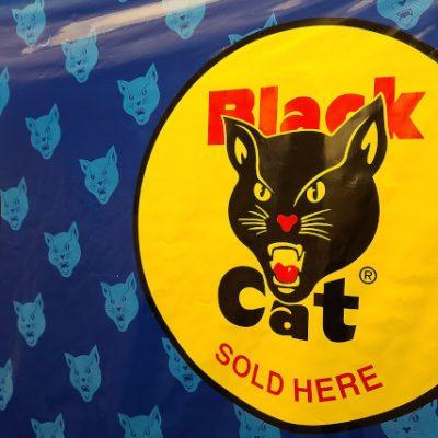 Black Cat Bunting