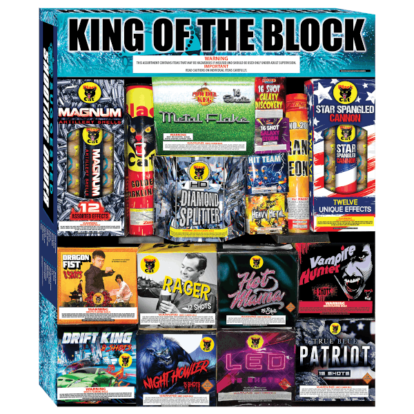 King of the Block