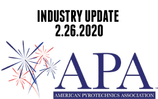 Update from APA