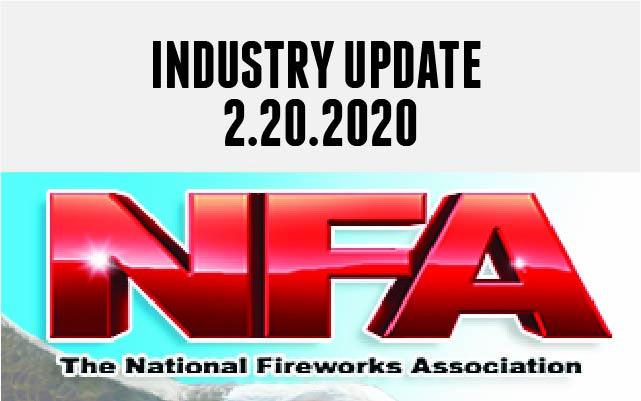 Industry Update 2.20.2020