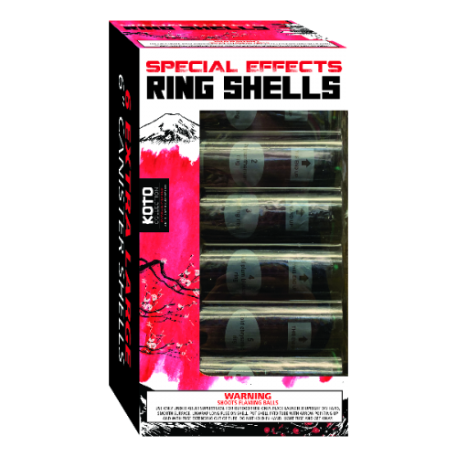 Koto Ring Shells