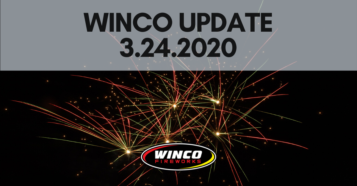 Winco update 3.24.2020