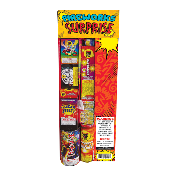 Fireworks Surprise
