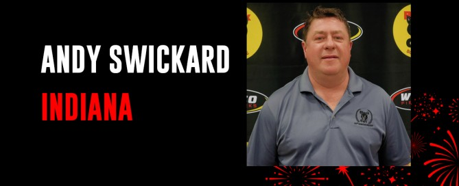 Meet the Team: Andy Swickard