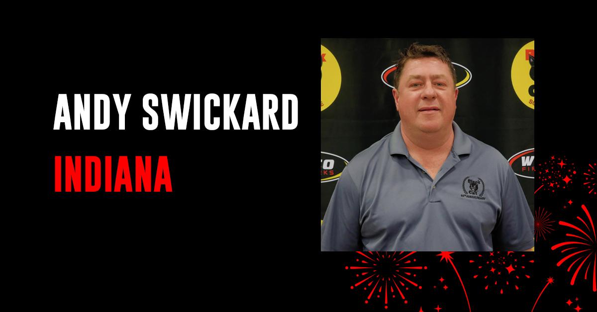 Meet the Team: Andy Swickard