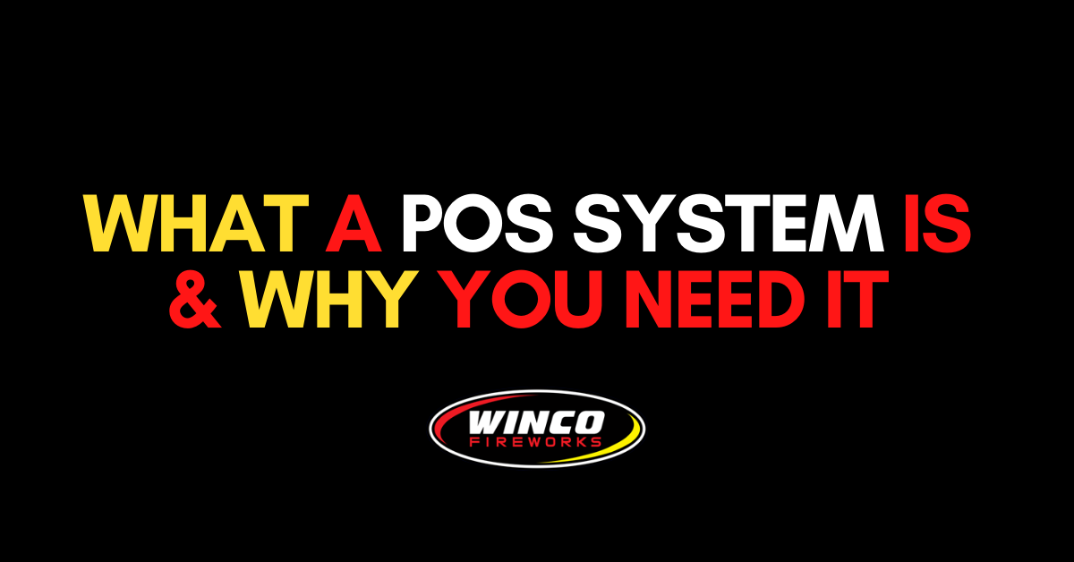 what a pos system is