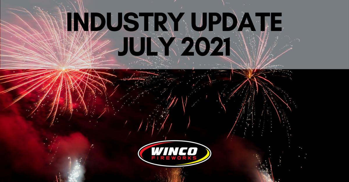 Winco July industry update