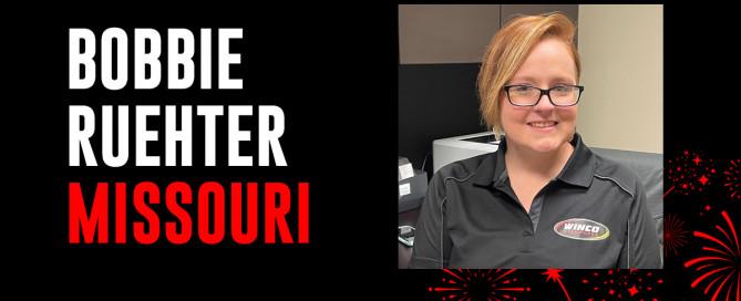Meet the team: Bobbie Ruehter