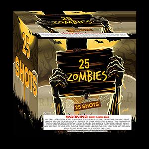 25 Zombies