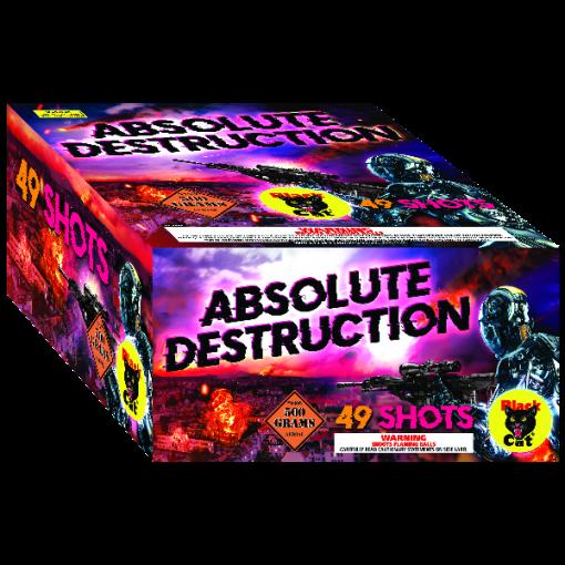 Absolute Destruction Multi-shot Firework