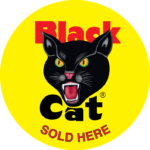 Black Cat Fireworks Sold Here