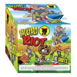Backyard Riot