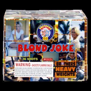 Blond Joke