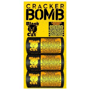 Black Cat Cracker Bomb