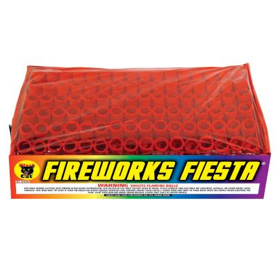 Black Cat Fireworks Fiesta