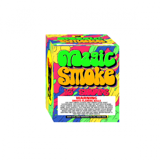 Black Cat Magic Smoke