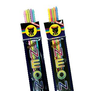 Neon Sparkler 17