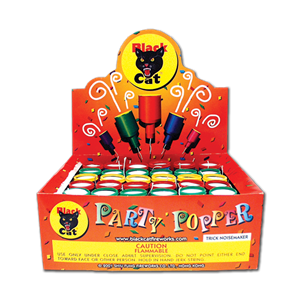 Party Popper BC
