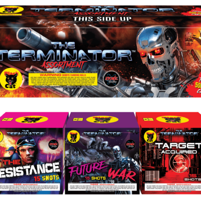 The Terminator Assortment