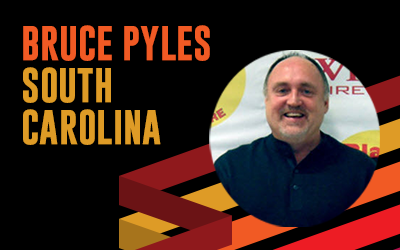 Meet the Team: Bruce Pyles