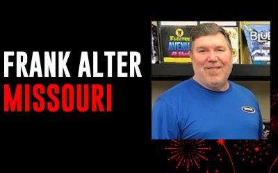 Meet the Team: Frank Alter
