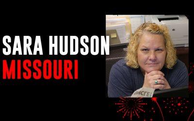 Meet the Team: Sara Hudson