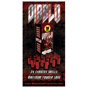 black cat vertical diablo banner