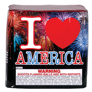 I Heart America