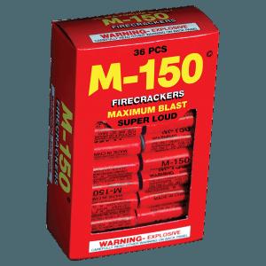 M-150 Salute Box